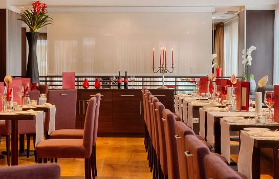 Restaurant NH Collection Roma Giustiniano