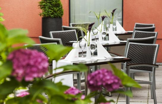 Terrasse IntercityHotel