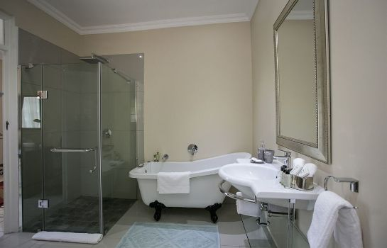Bagno in camera Westville Bed & Breakfast Guest House