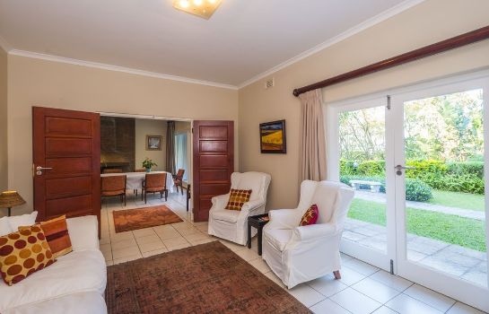 Vista all'interno Westville Bed & Breakfast Guest House