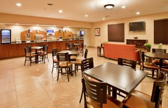 Restaurant Holiday Inn Express & Suites LINCOLN AIRPORT