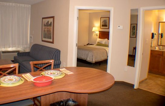 Zimmer Candlewood Suites GREENVILLE NC