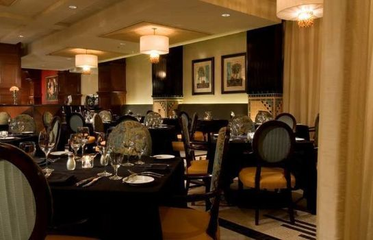 Restaurant The Skirvin Hilton Oklahoma City