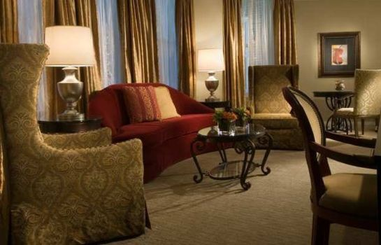 Suite The Skirvin Hilton Oklahoma City