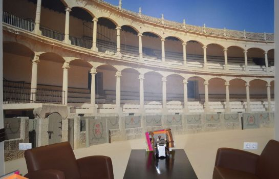 Meeting room Hotel Plaza de Toros