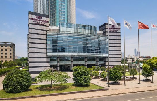 Picture Crowne Plaza WUXI CITY CENTER