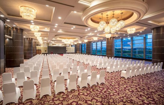 Meeting room Crowne Plaza WUXI CITY CENTER