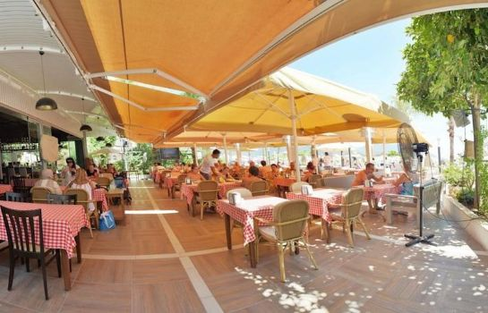 Restaurante Maris Beach Otel