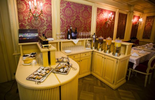 Ontbijtzaal Luxury Family Hotel Royal Palace