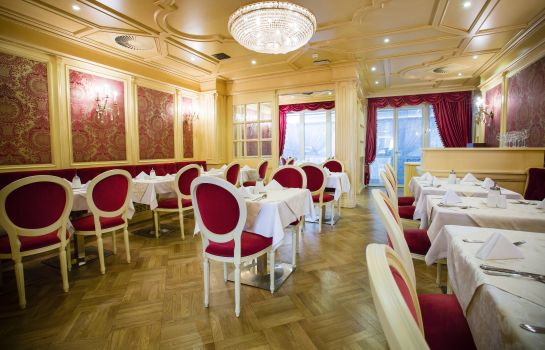Restaurant Luxury Family Hotel Royal Palace