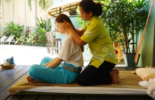 salle de massage The Beach Boutique House
