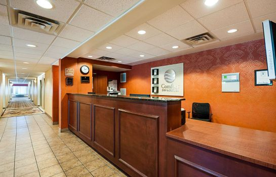 Hall Comfort Inn & Suites Cambridge