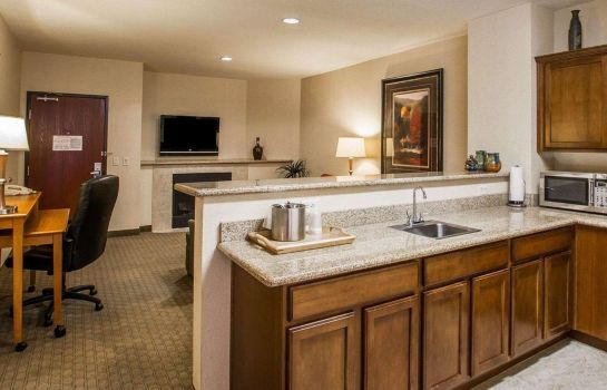Suite Comfort Suites Univ. of Phoenix Stadium Area