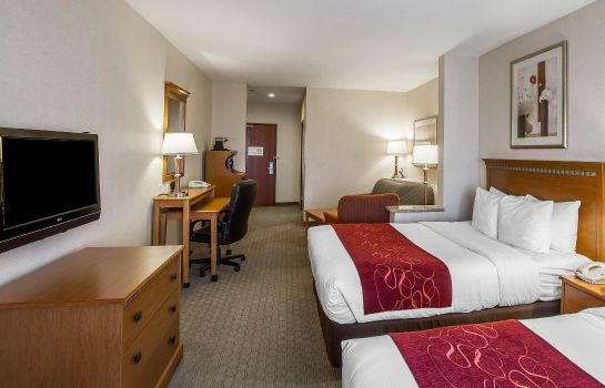 Zimmer Comfort Suites Univ. of Phoenix Stadium Area