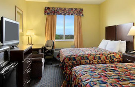 Chambre DAYS INN SUITES CLEBURNE TX