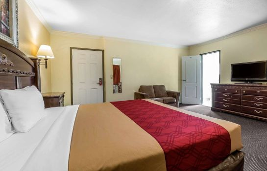 Suite Econo Lodge Long Beach