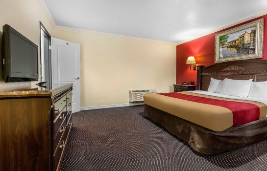 Zimmer Econo Lodge Long Beach