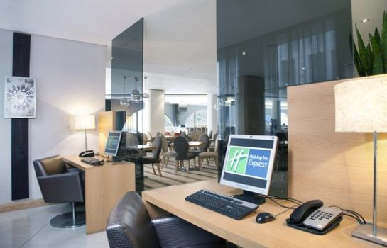 info Holiday Inn Express CAPE TOWN CITY CENTRE