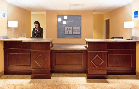 Hotelhalle Holiday Inn Express & Suites NIAGARA FALLS