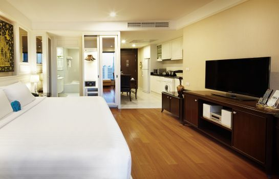Chambre individuelle (standard) Grande Centre Point Hotel Ratchadamri Bangkok