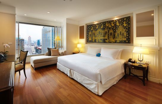 Chambre double (standard) Grande Centre Point Hotel Ratchadamri Bangkok