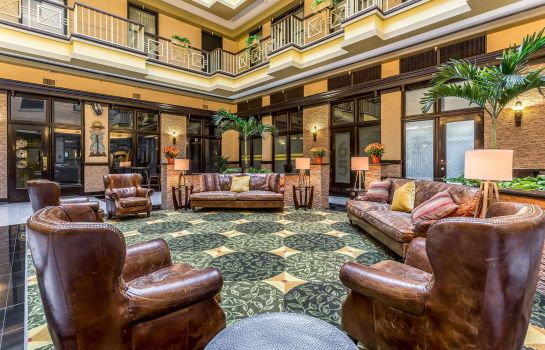 Hotelhalle Homewood Suites by Hilton Nashville-Downtown