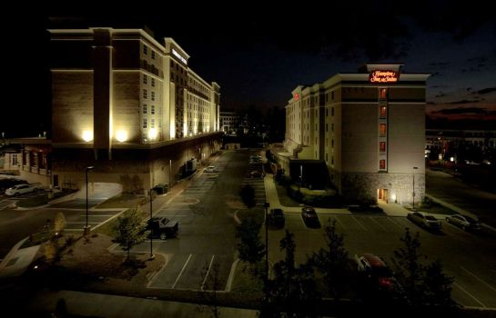 Außenansicht Hampton Inn - Suites Raleigh-Durham Airport-Brier Creek