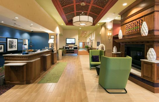 Hotelhalle Hampton Inn - Suites Raleigh-Durham Airport-Brier Creek