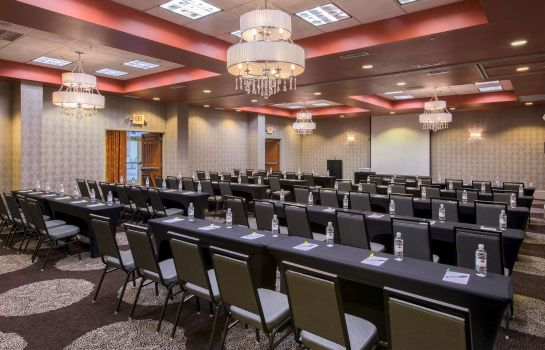 Tagungsraum Hampton Inn - Suites Raleigh-Durham Airport-Brier Creek