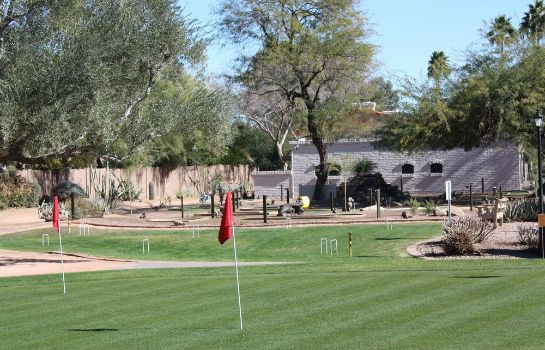 Pole golfowe Scottsdale Camelback Resort