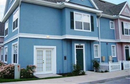 Vista exterior Florida Store Vacation Townhomes