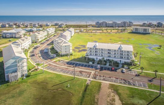 Vista esterna Holiday Inn Club Vacations GALVESTON SEASIDE RESORT