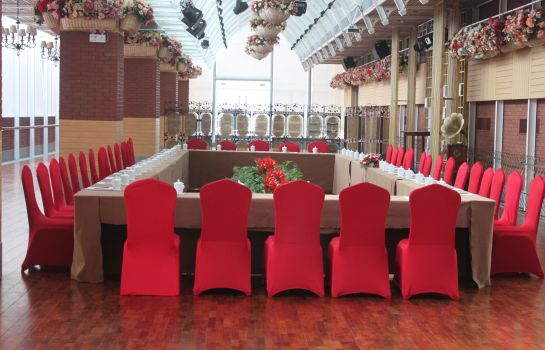 Meeting room RAMADA PLAZA WUXI