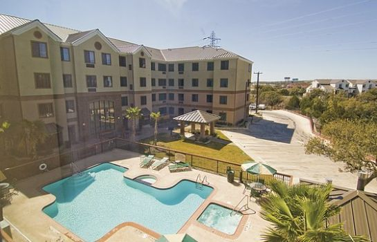 Hotelhalle Staybridge Suites NW NEAR SIX FLAGS FIESTA