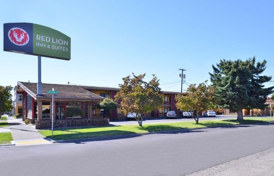 Außenansicht RED LION INN AND SUITES WALLA WALLA