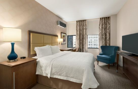 Chambre Hampton Inn Chicago Downtown-N Loop-Michigan Ave I