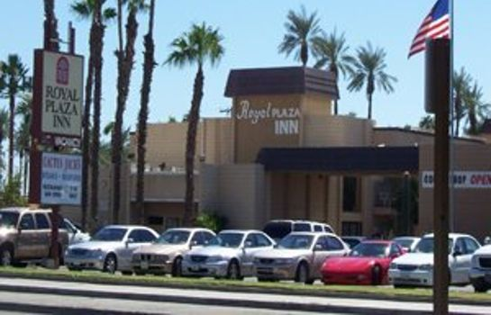 Außenansicht Quality Inn and Suites Indio I-10