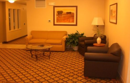 Hotelhalle Candlewood Suites MILWAUKEE BROWN DEER