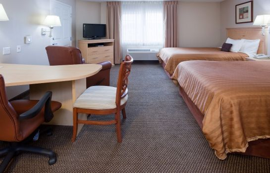 Zimmer Candlewood Suites MILWAUKEE BROWN DEER