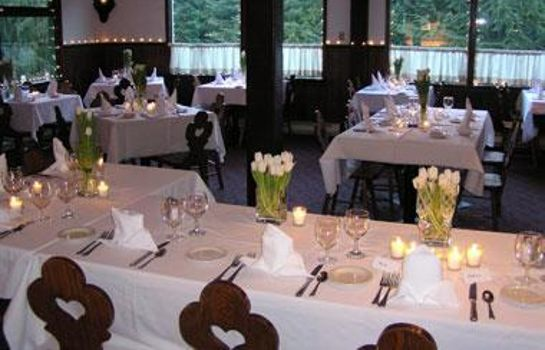 Restaurante CRYSTAL MOUNTAIN HOTELS