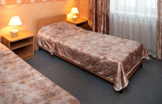 Chambre individuelle (standard) Tourist Hotel