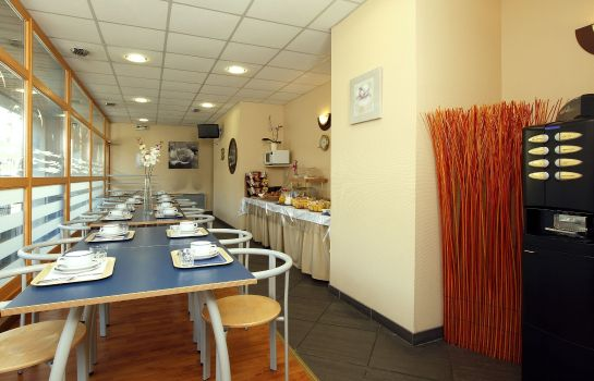 Restaurant Appart'City Clermont Ferrand Centre Residence de Tourisme