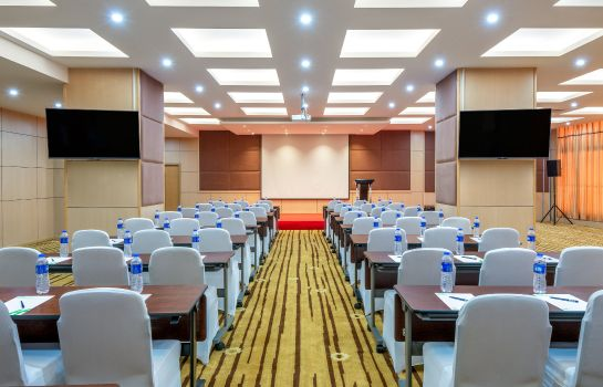 Conference room Holiday Inn Express SHANGHAI ZHABEI