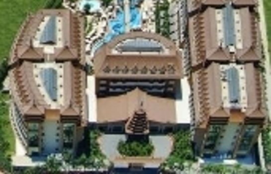 Vista esterna Royal Dragon Hotel Ultra All Inclusive