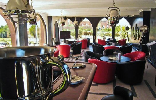 Bar de l'hôtel Sultana Royal Golf