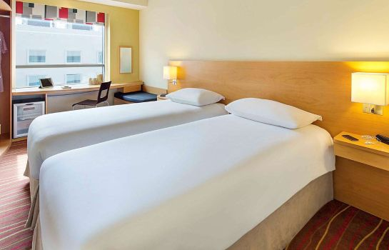 Kamers ibis Dubai Mall of the Emirates