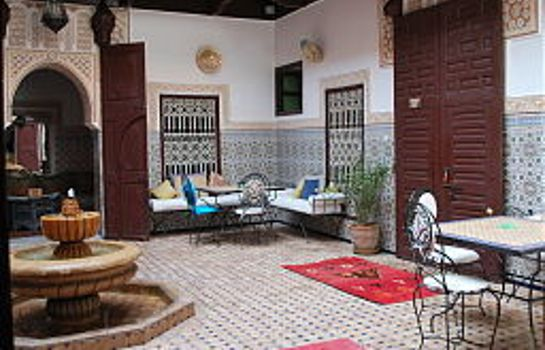 Hotelhal Riad les Oliviers