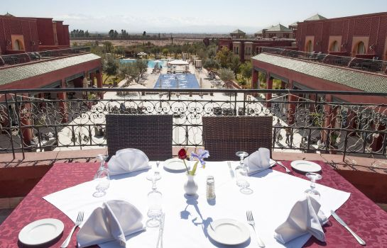 Restaurant Aquapark & Spa Eden Andalou Suites All Inclusive