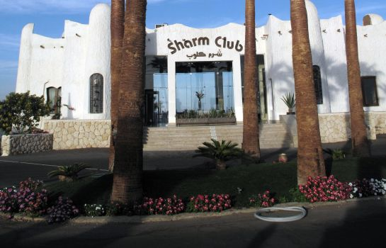 Reception Sharm Club Resort