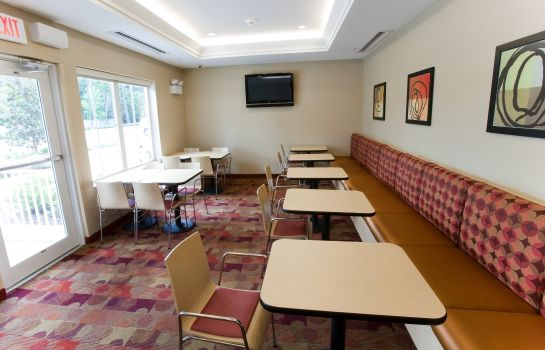 Restaurant TownePlace Suites Jacksonville Butler Boulevard